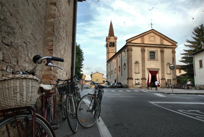 La chiesa parrocchiale di Madignano