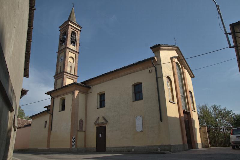 La chiesa parrocchiale di Ripalta Vecchia
