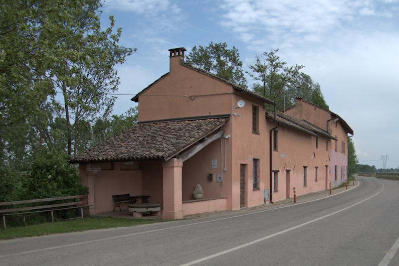 Il complesso dei Mulini di Sopra a Madignano